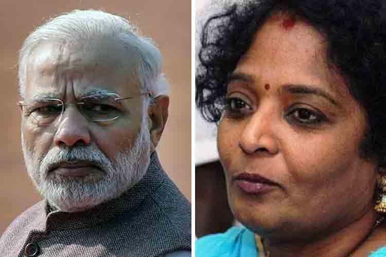 TN BJP President Tamilisai Soundarajan nominates PM Modi for Nobel Peace Prize