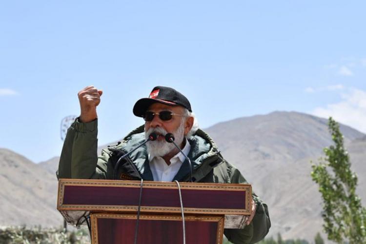 India PM Narendra Modi visits Himalayan border where troops clashed with China