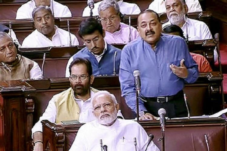 PM calls for new India in 2022 Lok Sabha adopts resolution