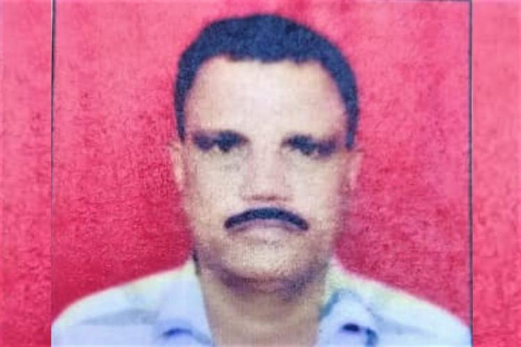 Mohammed Khaja a Muslim man gets buried in a Hindu cementry