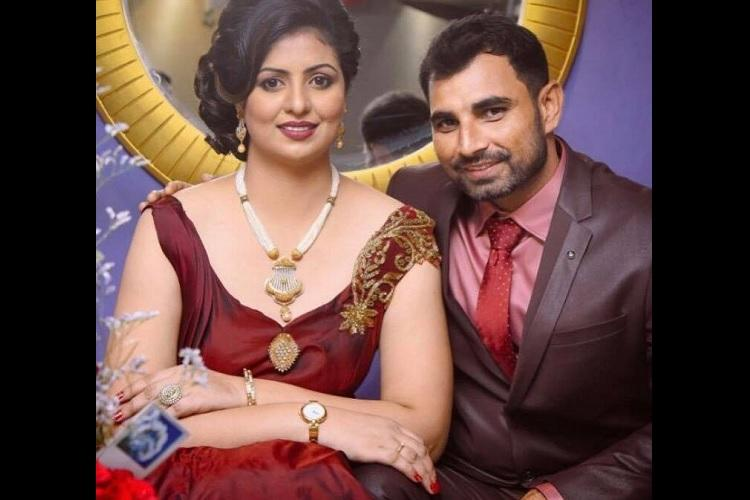 Cricketer Mohammed Shami trolled on social media for wifes non-Islamic outfit