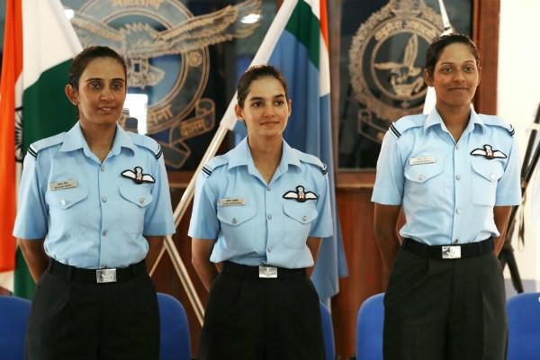 In PicturesIndias super-women in action IAFs first women pilots are flying high