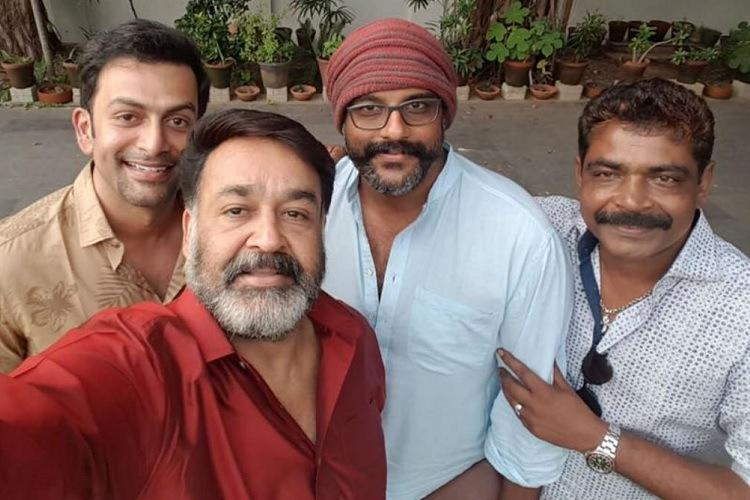Prithviraj's directorial debut Lucifer stars Mohanlal in the lead.