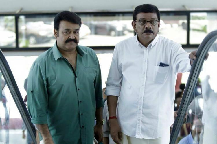 Mohanlal pulled me out of my personal hell says Priyadarshan