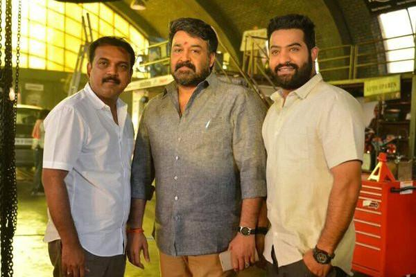 Mohanlal has two big Telugu releases lined up this year Janatha Garage Manamantha