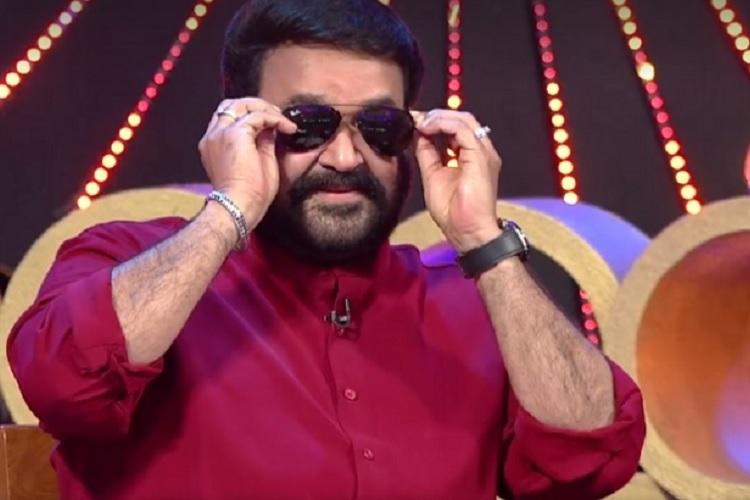 Had no faith looking at myself that I could be an actor Mohanlal on TV debut show Lal Salam