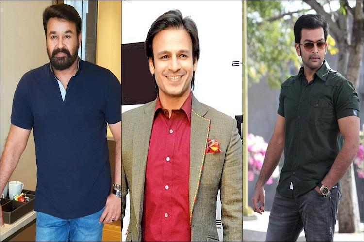 Vivek Oberoi to play an important role in Prithvirajs Lucifer