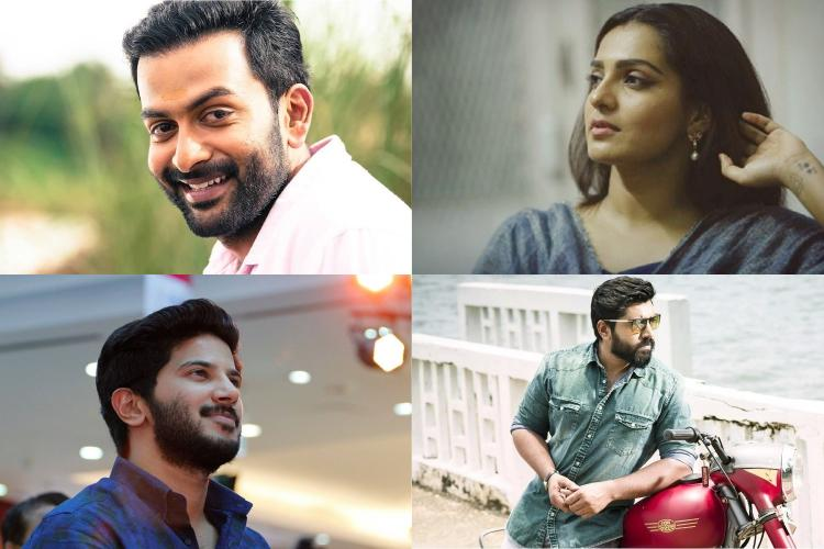Kathua rape Prithviraj Parvathy Nivin Dulquer and others express anger