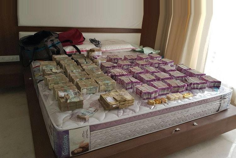 Rs 57 crore scam Ktaka govt official says house where money was found is not his