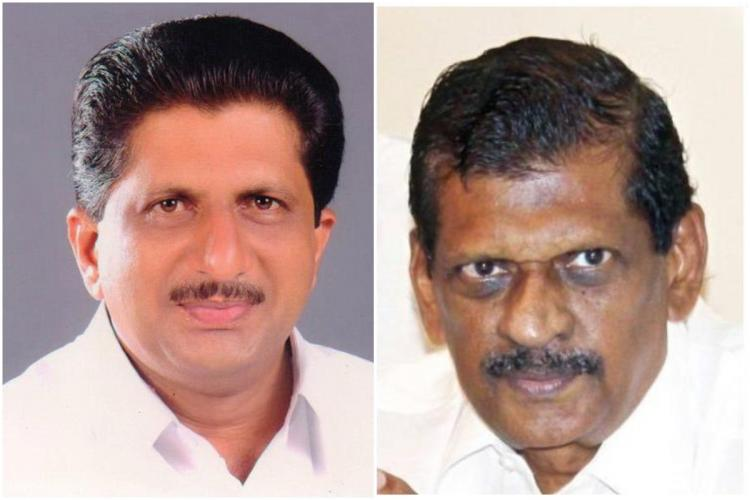 PJ Joseph and Mons Joseph of Kerala Congress quit as MLAs to contest Assembly polls