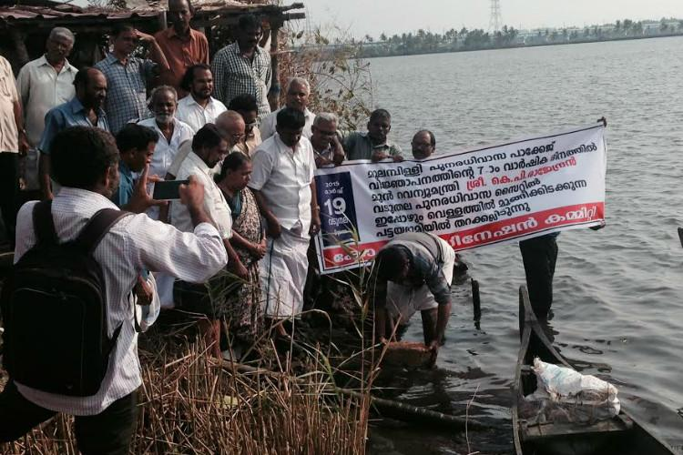 Land allotted to residents evicted for Kerala shipping terminal found unsuitable