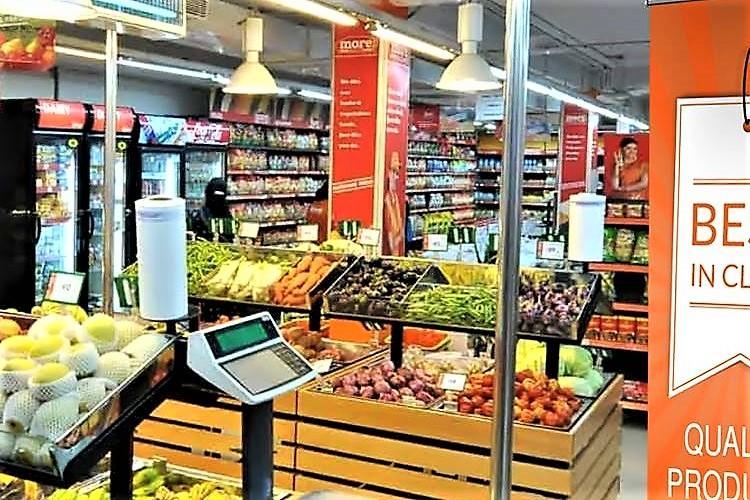 Amazon in talks with Aditya Birla group to acquire More supermarkets