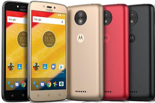 With budget phone Moto C Motorola is looking to target first-time buyers