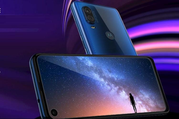 Motorola One Vision unveiled in India with in-screen selfie camera