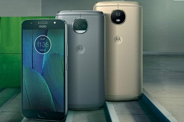 Moto G5S G5S Plus with dual camera and TurboPower charger launched in India
