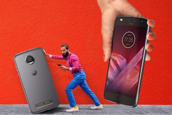 Moto Z2 Play launched in India with four detachable mods