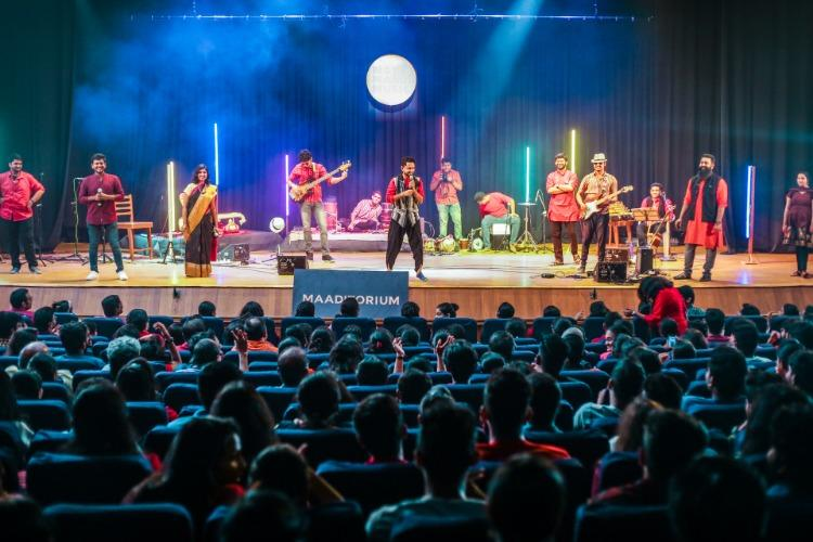 Chennai band Motta Maadi Music goes from jamming on terraces to international stage