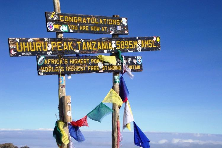Class 9 student from Hyderabad scales Mount Kilimanjaro