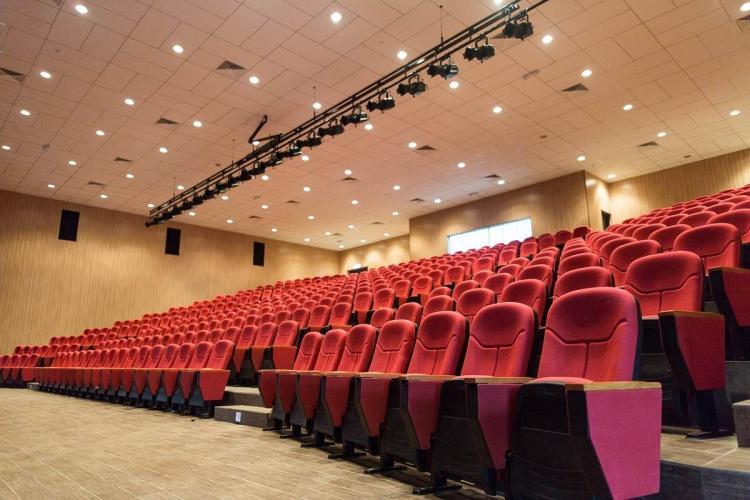 Image representation of movie hall at Toronto International Film Festival