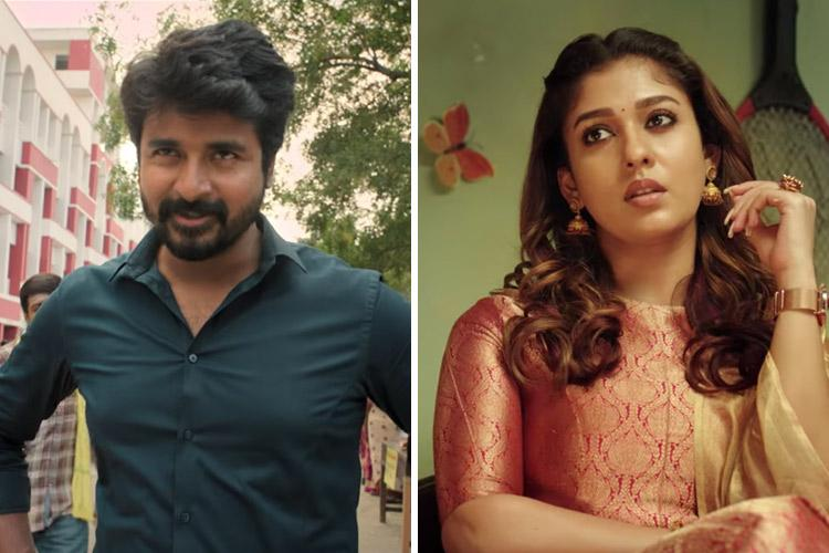 Sivakarthikeyan`s birthday special: Mr. Local teaser is out!
