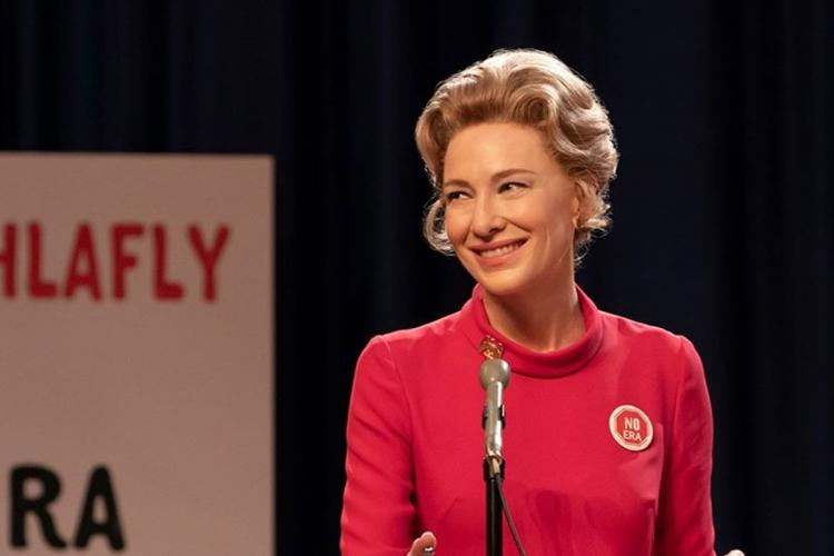 Cate Blanchett plays Phyllis Schlafly in Mrs America