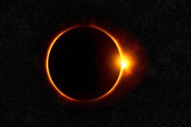 Karnataka rationalists to go for a swim consume food during partial solar eclipse
