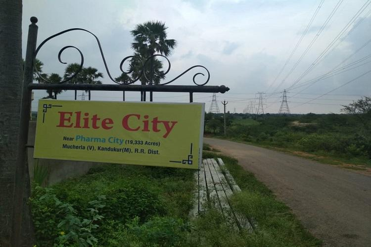 Telanganas Pharma City Botched up land acquisition in an uncertain project