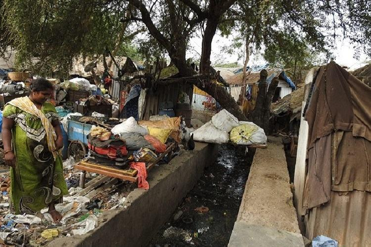 Have Aadhar but name not on voter list Secunderabad slum-dwellers in legal battle