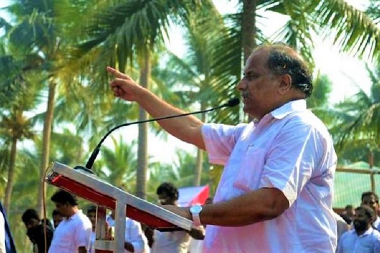 March 31 is deadline for Kapu reservation Mudragada plans to step up agitation