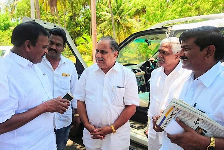 Boycott Naidu-owned Heritage products Kapu leader Mudragada Padmanabham