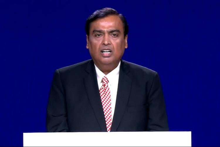 Reliance Industries raises over Rs 168 lakh crore in 58 days says its net debt-free