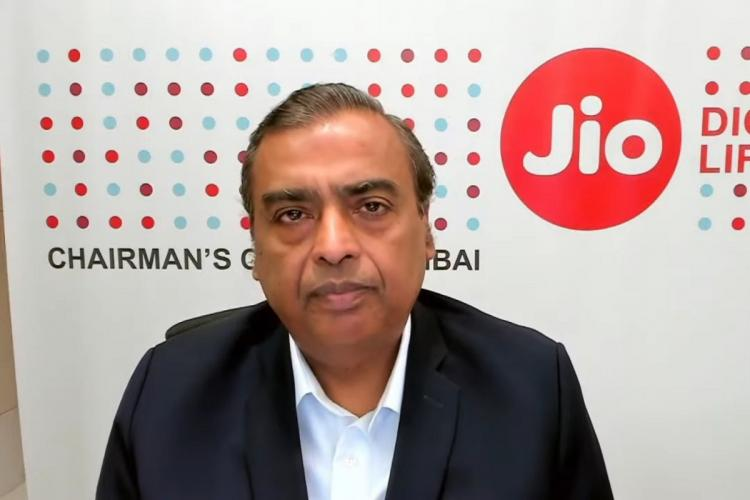 Mukesh Ambani hints at 5G rollout in second half of 2021