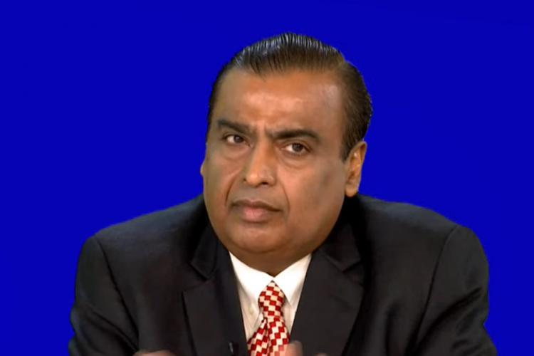 Mukesh Ambani calls for data regulation framework in India
