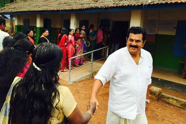 LDF MLA Mukesh cannot joke his way out of complaints on his absence by mocking Rahul Gandhi