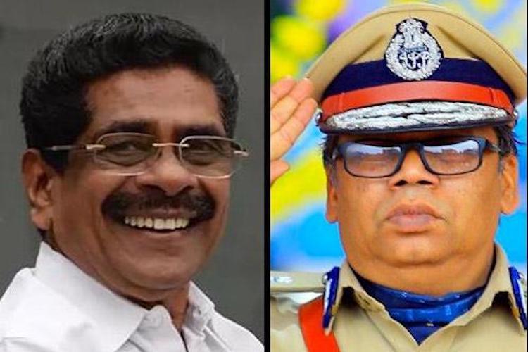 Kerala govt allows DGP to file defamation case against KPCC chief