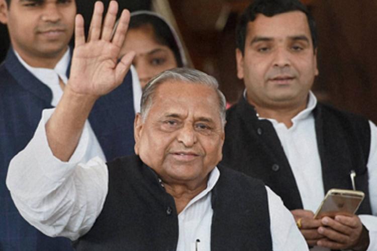 Mulayam claims he is boss Akhilesh only CM