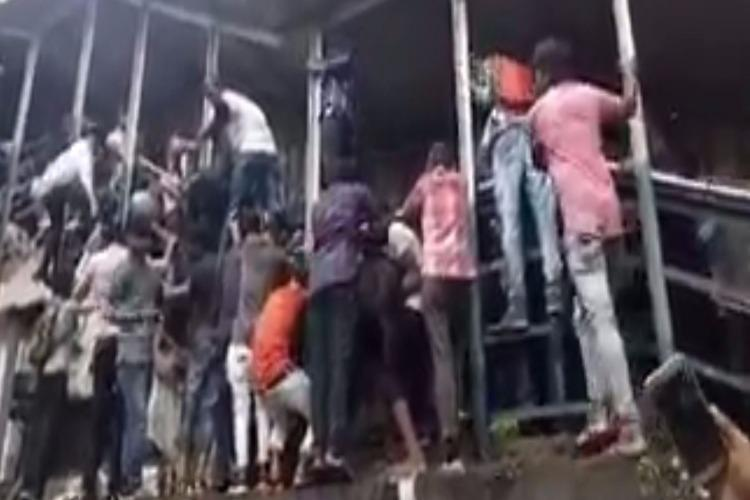 At least 22 dead over 30 injured after stampede in Mumbai local train station