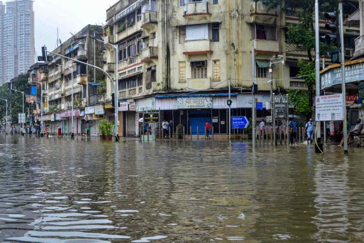 Heavy rains in Mumbai 10 killed in rain-related accidents IMD issues red alert