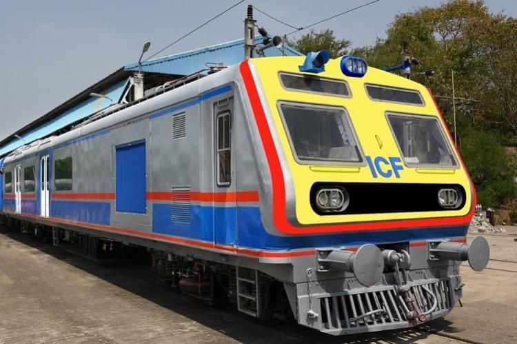 Mumbai gets Indias first AC local trains