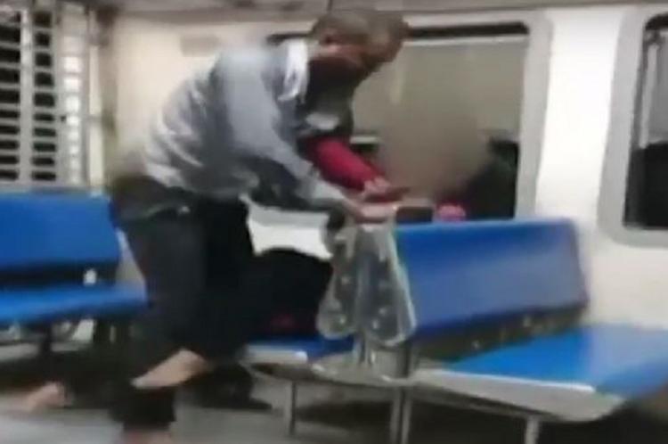 Mumbai shocker Man physically assaults molests woman on train no one intervenes