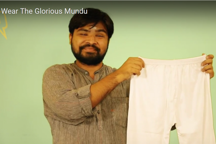 How to look like a true Malayali Chettan and other Mundu-wearing tips