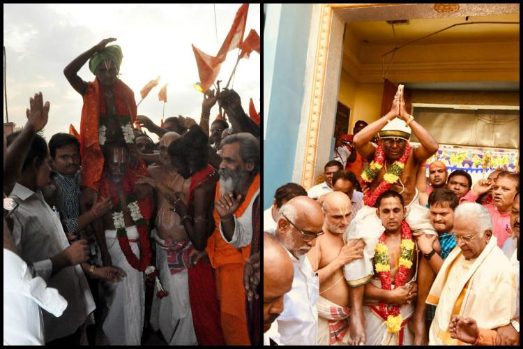 Will re-enactment of an age-old Hindu ritual lead to social change for Dalits