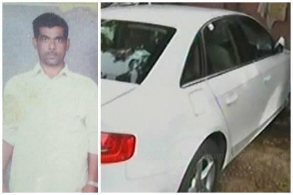 Chennai man killed by speeding Audi police to determine if woman driver was drunk
