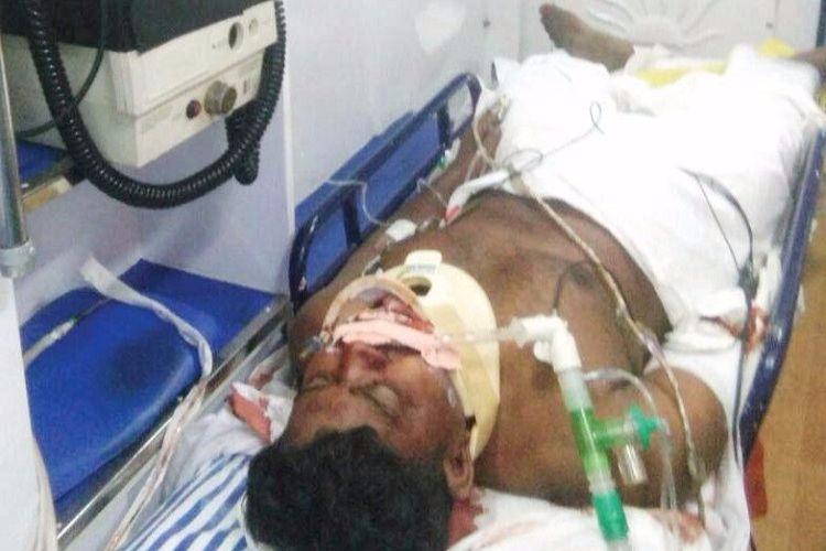 negligence killed murugan  he was denied treatment by five