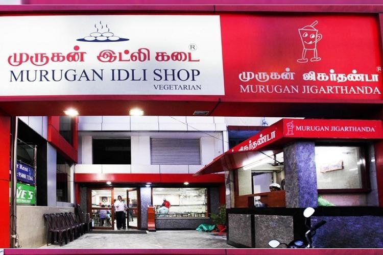 Kitchen licence of Murugan Idli Shop in Chennai suspended over poor hygiene