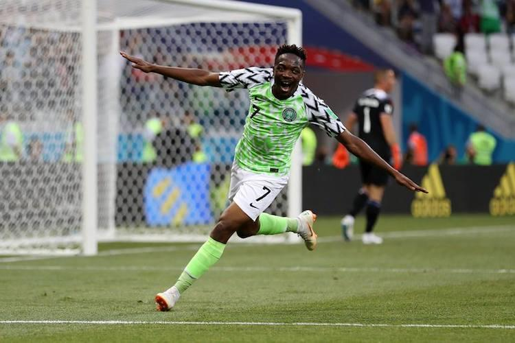 Inspired Musa helps Nigeria beat Iceland to keep World Cup hopes alive