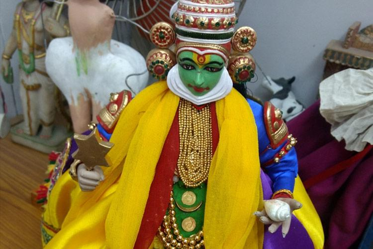 This 50-yr-old museum started by a Kerala cartoonist houses 1000s of dolls