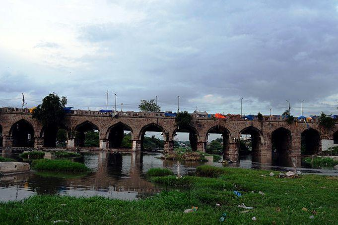 The story of a river Hyderabads once mighty Musi has been reduced to a giant sewer