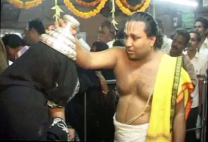 The Hindu temple in Andhra Pradesh where Muslims seek blessings for Ugadi