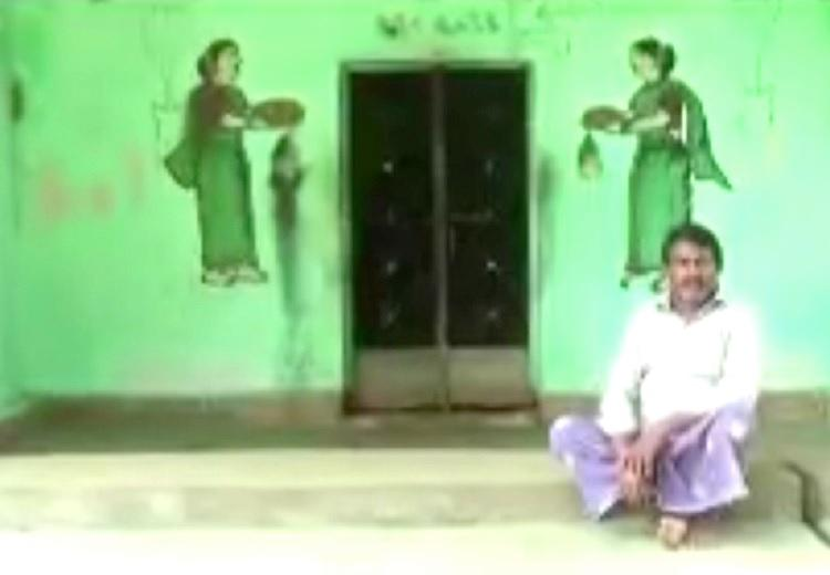 Untouchability in action in Telangana Dalit man fined for entering temple shrine